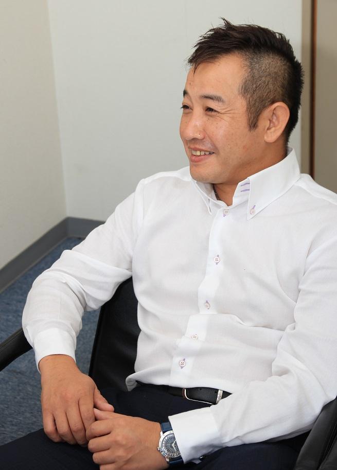 有限会社リッチバーガー 代表取締役 澤田 壮平